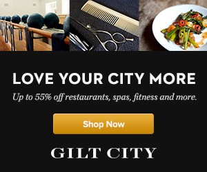 Up To 75% Off Local Deals At GiltCity