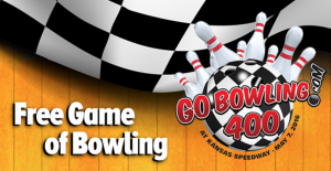 Free Game of Bowling with GoBowling