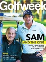 Free One Year Subscription To GolfWeek Magazine