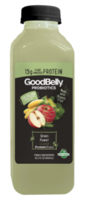 Social Nature - Free GoodBelly Protein Shake