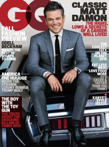 Free One Year Subscription GQ Magazine