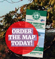 Free Great River Road 10 State Map