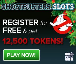 GSN Ghostbusters Slots