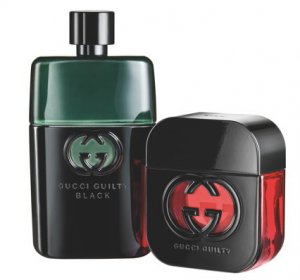 Free Sample Of Gucci Guilty Black Fragrance
