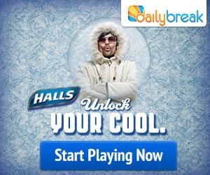 Halls Unlock Your Cool Game