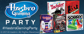 Hasbro Gaming House Party