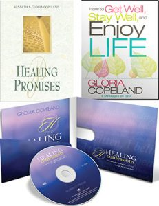 Freebies From Kenneth Copeland Ministries