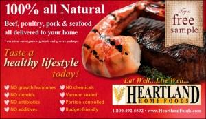 Free Heartland Home Foods Gourmet Sampler
