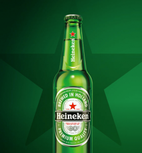 Heineken 2013 Star Bottle Sweepstakes
