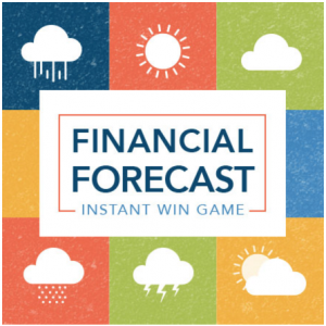 Higher One Financial Forecast Instant Win Game