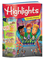 3 Free Issues Of Highlights Magazine