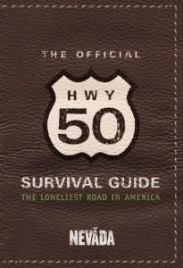 "Free ""Loneliest Road"" Highway 50 Survival Guide"