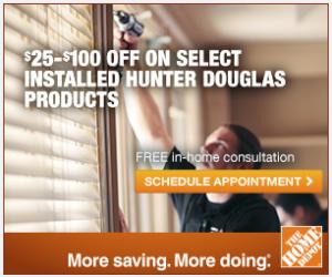 Free Home Depot Design Consultation