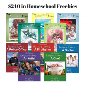 Free Educents Back-to-Homeschool Bundle