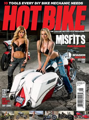 Free One Year Subscription To Hot Bike Magazine