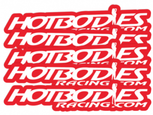 Free Hot Bodies Racing Decal