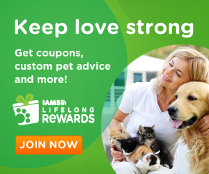 Special Offers From Iams Lifelong Rewards