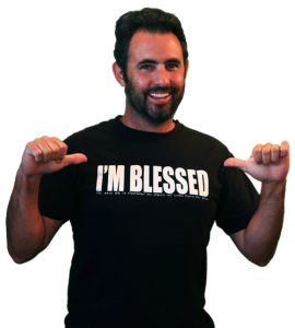 "Possible Free ""I'm Blessed"" Tee Shirt"
