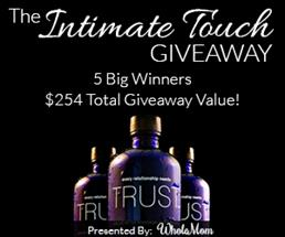 The Intimate Touch Giveaway