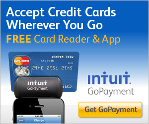 Free Credit Card Reader And App From Intuit