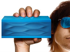 Enter To Win A Jawbone JAMBOX Wireless Bluetooth Speaker