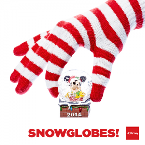 Free Snowglobe From JCPenney (In-Store)