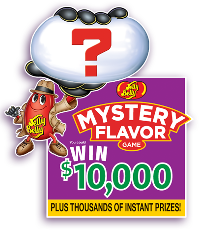 Jelly Belly Mystery Flavor Game