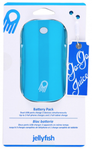 Jellyfish Portable Battery Pack - Only $5.00 (Reg. $60.00!)