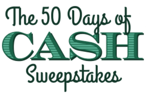 J.G. Wentworth 50 Days Of Cash Sweepstakes