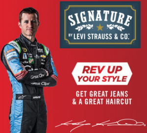 """Signature by Levi Strauss & Co. """"Signature + Great Clips Sweepstakes"""""""