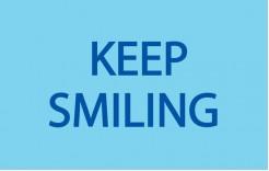 Free Set Of Keep Smiling Cards