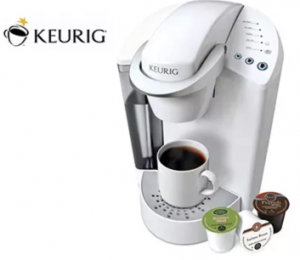 Enter To Win A Keurig K55 Single Brew Coffee Maker