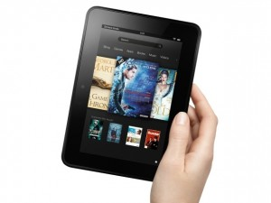 Enter To Win A Kindle Fire HD