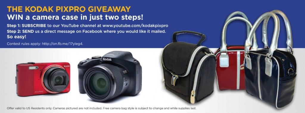 Possible Free Kodak Camera Bag