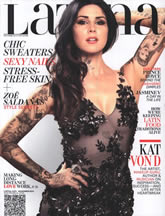 Free One Year Subscription To Latina Magazine