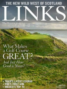 Free One Year Subscriprion To Links Magazine