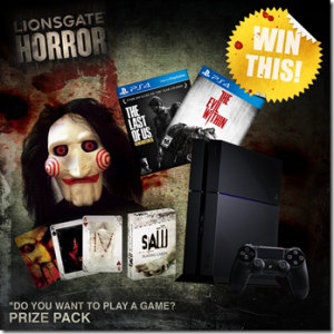 Enter To Win A LionsGate Prize Pack