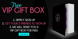 "Refer 5 Friends And Get A Free ""Little Hussy"" Gift Box Valued At $49.99"