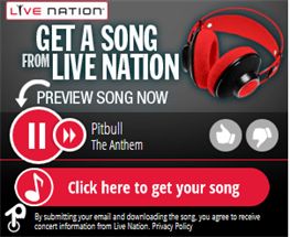 Free Music Download From Live Nation
