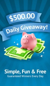 LiveToWin Mobile Game - Win $500 Daily!