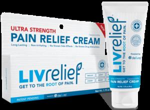 Free Sample Of LivRelief Pain Relief Cream