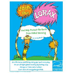 Free Lorax Activity Book From Energy Star Publications