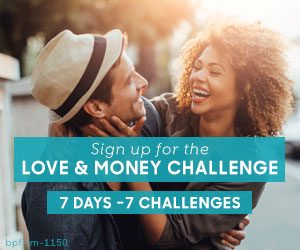 Take the Love & Money 7 Day Couples Challenge