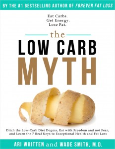 Free eBook: The Low Carb Myth ($13.99 Value)