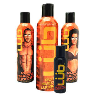 Free Sample Of LÜB Pure Silicone Lubricant