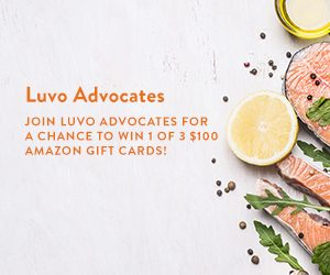 The Luvo Advocates Fan Program November Promotion