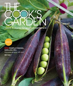 Free 2015 Cook's Garden Catalog