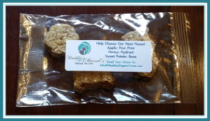 Free Sample From Maddies Organic Treats For Dogs