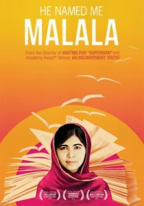 "Free ""He Named Me Malala"" DVD For Teachers"