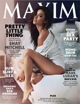 Free One Year Subscription To Maxim Magazine